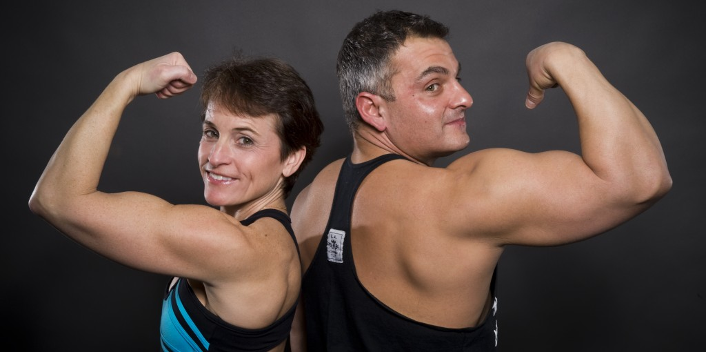 Private personal trainers